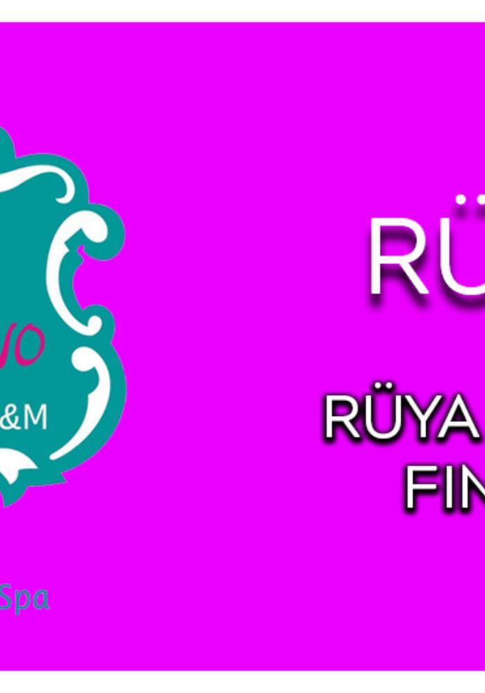 Rüya Kadin finish Rüya Kadin finish 30 ml
